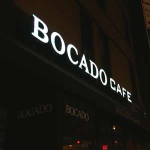 Bocado restaurant