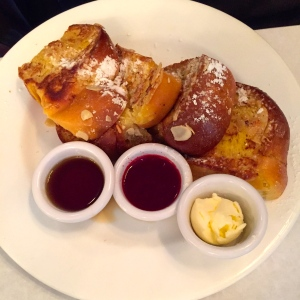Sarabeth's French toast